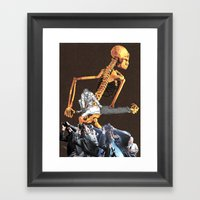 Todays Environment Framed Art Print