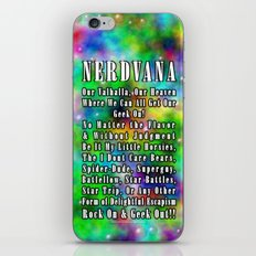 Nerdvana iPhone & iPod Skin