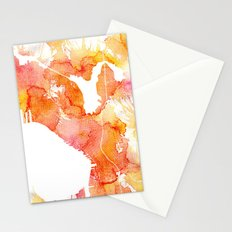 Seattle Summer Stationery Cards