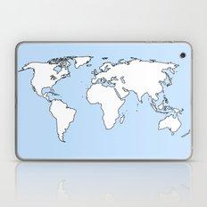 world Laptop & iPad Skin