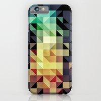 :: Geometric Maze IV :: iPhone 6 Slim Case