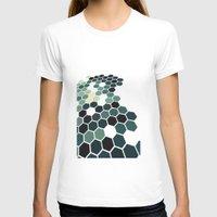 california T-shirts featuring California by Bakmann Art