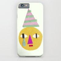 sad face iPhone 6 Slim Case