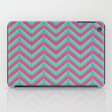 Hot Pink & Mint iPad Case