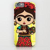 Frida Painting Reality iPhone 6 Slim Case