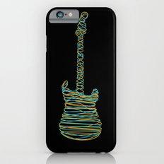 Guitar On Slim Case iPhone 6s