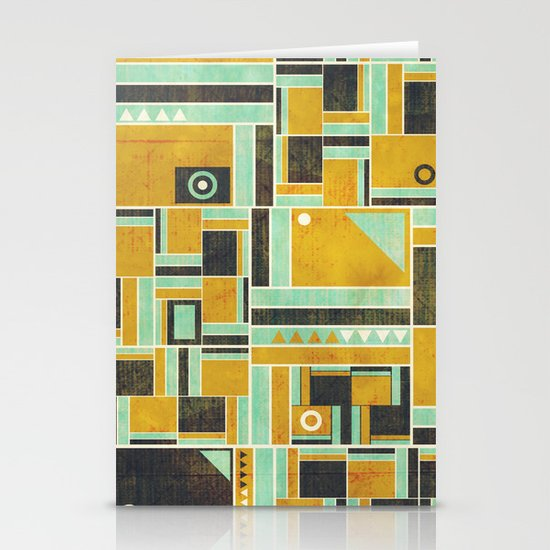 Levels Stationery Card