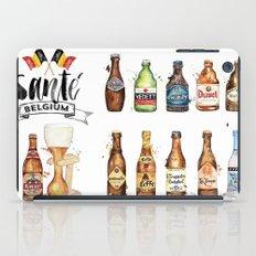 Belgium Beers iPad Case