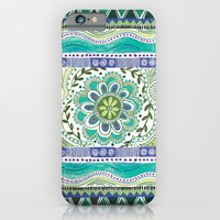 iPhone & iPod Case featuring Boho Bloom by Janet Broxon