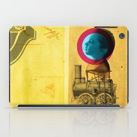 A Childhood Journey Betw… iPad Case