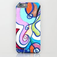 iPhone & iPod Case featuring Free as a Butterfly by Annette Jimerson