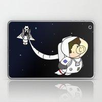 Astro Pig Laptop & iPad Skin