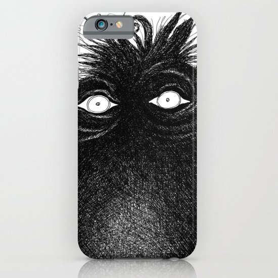 The Stare iPhone & iPod Case
