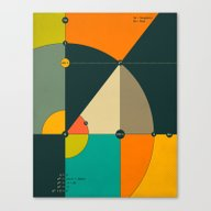 EULER'S EQUATION Canvas Print