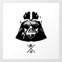Darth. Art Print