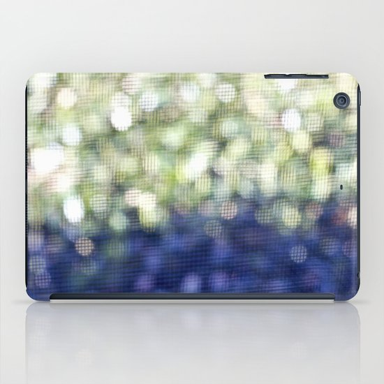 Bokeh iPad Case