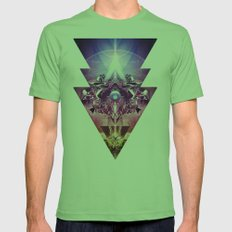 Vanguard mkiii Mens Fitted Tee Grass SMALL