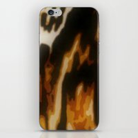 Tiger In Your Tank Or On Your New Iphone Case Or New Bag-lol iPhone & iPod Skin