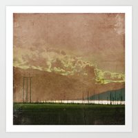 Landscape2 Art Print