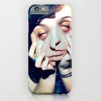 iPhone & iPod Case featuring I hate taking the bus home by mjdesignphoto