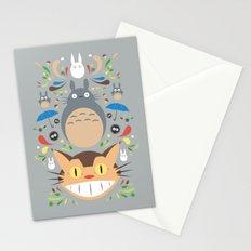 Neighborhood Friends Stationery Cards