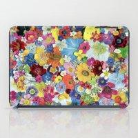 Flowers 3 iPad Case