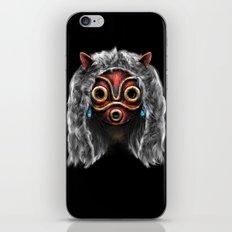 The Wolf Princess iPhone & iPod Skin