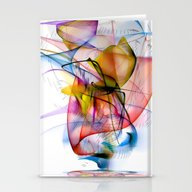 Structur World By Nico B… Stationery Cards