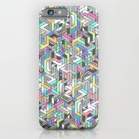 iPhone & iPod Case featuring SUPATETRAL by Benjamin White