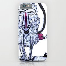 baboon iPhone 6 Slim Case