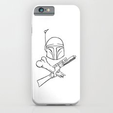Fett and Crossbones Slim Case iPhone 6s