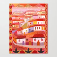 Little Sonora (Vertical) Canvas Print