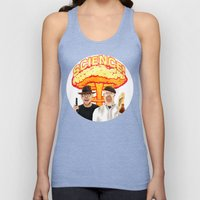 Mythbusters, for science! Unisex Tank Top