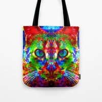 Sir Parker The Chromatic… Tote Bag
