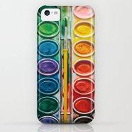 The Painter  iPhone 5c Slim Case