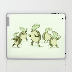 Dancing Turtles Laptop & iPad Skin