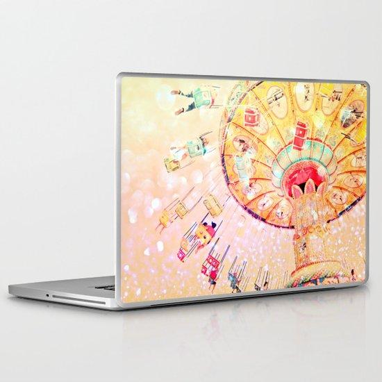 Joy Ride... Laptop & iPad Skin
