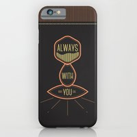 Always With You Baby Gir… iPhone 6 Slim Case