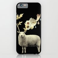 I Find You Hidden There iPhone 6 Slim Case