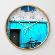 South Tacoma apartment Wall Clock