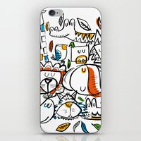 Animals iPhone & iPod Skin