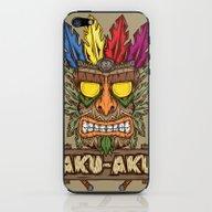 Aku-Aku (Crash Bandicoot… iPhone & iPod Skin