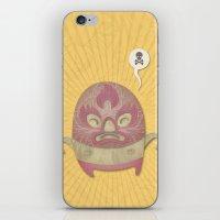 Death Luchador iPhone & iPod Skin