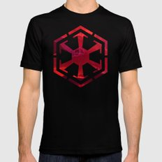 Star Wars Sith Empire Mens Fitted Tee Black SMALL