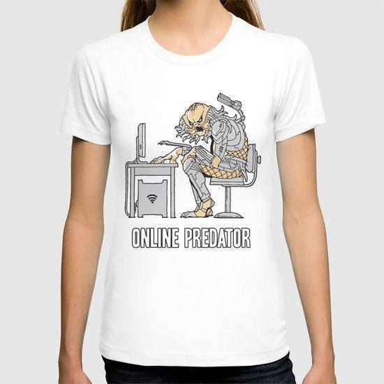 Online Predator T-shirt