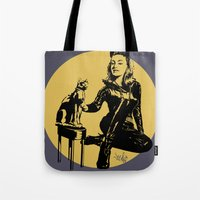 Cat-tastic Tote Bag