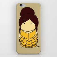 Belle iPhone & iPod Skin