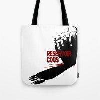 Reservoir Cogs Tote Bag