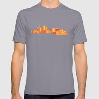 Sydney Mens Fitted Tee Slate SMALL