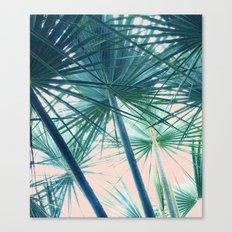Tropical V3 #society6 #buyart #home #lifestyle Canvas Print